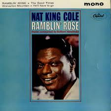 nat king cole ramblin uk 7 vinyl single 7 inch record