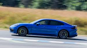 Porsche Panamera Blue - 2018 porsche panamera turbo s e hybrid review the future is awesome