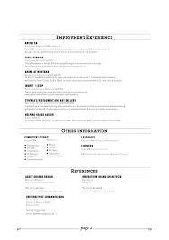 Chief Marketing Officer Resume Resume Sample With Volunteer Position Custom Creative Essay Writer