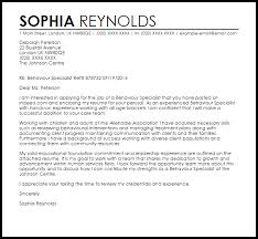 mental health counselor cover letter examples how to write a