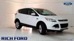 Ford Escape Body Styles - used vehicle inventory rich ford sales inc in albuquerque