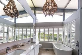 Modern Bathrooms South Africa - this modern home in south africa reinvents the beach house
