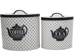 black and white kitchen canisters country gatsby black white kitchen canisters large oval