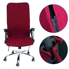 chagne chair covers office desk chair covers room decor ideas to change the feel