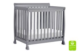 Mini Convertible Cribs Davinci Kalani 2 In 1 Convertible Mini Crib Reviews Wayfair