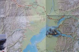 Iditarod Map Virtual Trail Journey U2013 Iditarod