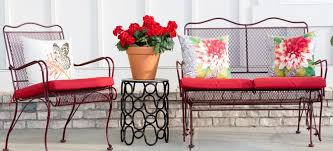 Refinishing Patio Furniture by Refinishing Your Metal Outdoor Furniture Doityourself Com
