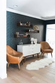 mid century modern living room chairs mid century modern house in newport beach gets stylish makeover best