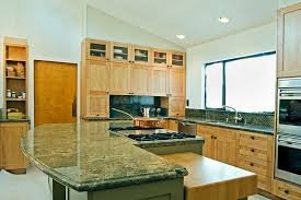 granite countertop organising kitchen cabinets stainless steel