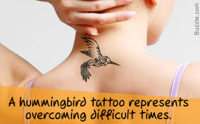 interesting meanings of hummingbird tattoos in various cultures