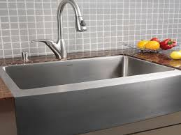 Kitchen Faucet 3 Hole by Kitchen Kraus Faucet For A Streamlined Look And Easy Installation