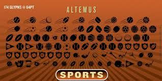 sports photo albums altemus sports desktop font myfonts