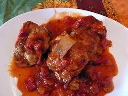 cuisine poulet basquaise recette de poulet basquaise par melayers