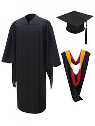 cheap cap and gown master deluxe cap gown tassel cap gown