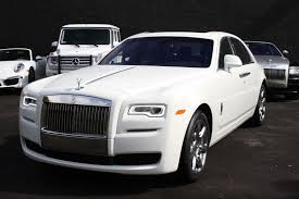 roll roll royce rolls royce ghost south beach exotic rentals