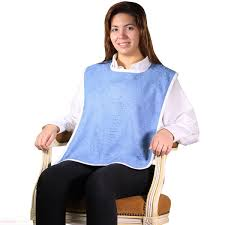 clothing for elderly bibs washable and disposable for elderly clothing protectors