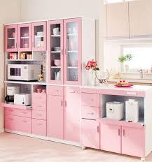 impressive pink kitchen epic home design styles interior ideas