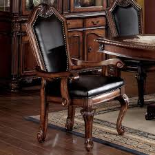 shield back dining room chairs side chairs set of 2
