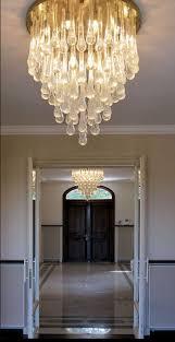 Murano Glass Lighting Pendants by Pendant Lamp Original Design Blown Glass Murano Glass Tear