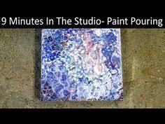 3 color dirty pour mixing ratios explained fluid painting basics