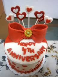 halloween wedding anniversary 4th wedding anniversary cake weddingood