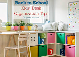 Desk Organization Ideas Back To School Desk Organization Ideas