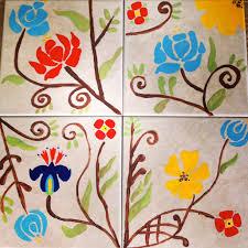 trivets from old tiles homemadeadventure