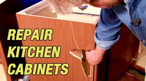 how to replace base cabinets repair kitchen cabinets