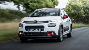 review the new citroen c3 top gear