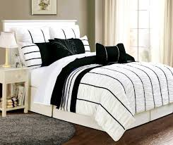 bedroom archaiccomely black and white bedding sets twin bed ikea