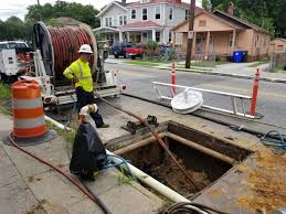 peninsula water main rehabilitation project near completion as