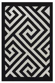 Modern Black And White Rugs 51 Best Rugs Textiles Accents Images On Pinterest Prayer Rug
