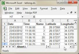 excel to kml overlaying google earth with excel data windmill