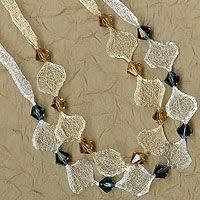 mesh ribbon wholesale exles of use italian tubular wire mesh necklace tubular wire