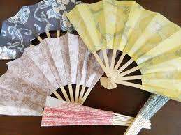 paper fans paper pendulum paper fans