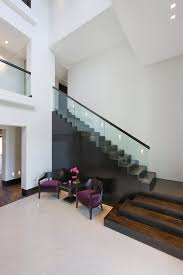 contemporary stair railing image of wood loversiq