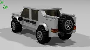 off road lamborghini lego ideas lamborghini lm002
