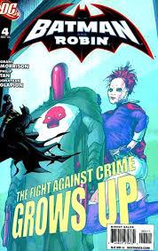 batman robin revenge red hood dc database fandom