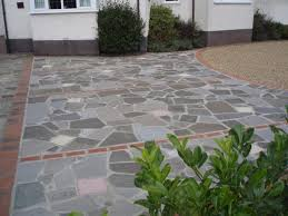 Cost Of Patio Pavers by Cost To Install Driveway Pavers Exciting Alternatives To Paving
