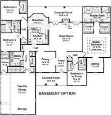 5 Bedroom Floor Plans With Basement House Plans By Korel Home Designs Kids Rooms With Jack U0026 Jill Bath