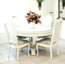 shabby chic dining table shabby chic dinette sets wonderful chic dining room set regarding by