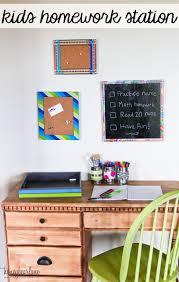homework station images
