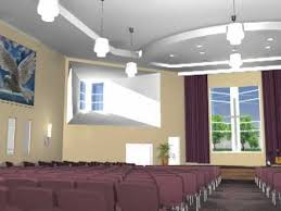 Church Interior Design Ideas Pentecostal Church Interior Design Fly Through Vw Architects