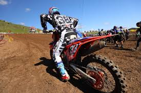 motocross race track design troy lee designs red bull ktm u0027s alex martin 2nd in motocross standings
