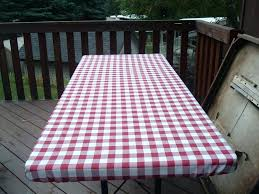 fitted vinyl tablecloths for rectangular tables fitted vinyl tablecloths round tables oblong for picnic