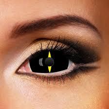 halloween zombie contact lenses white u0026 black zombie lenses