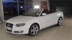 white audi a4 convertible for sale 150 best audi images on used audi for sale and