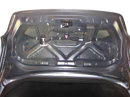 pathfinder nissan trunk how to quiet your trunk featuring the 2010 nissan maxima road