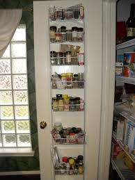 Kitchen Cabinet Door Spice Rack Cabinets 365 Days To A Less Cluttered Home