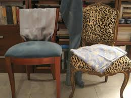 Vintage Dining Room Chairs How To Reupholster A Dining Room Chair Seat And Back
